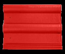 Красная черепица